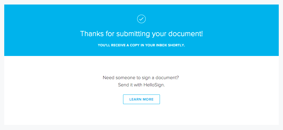 How Do I Sign A HelloSign Document Help Center - Out of order sign pdf